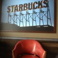 Photo taken at Starbucks by Jeff on 3/18/2013