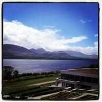 Photo taken at The Europe Hotel & Resort by Monika on 5/27/2013