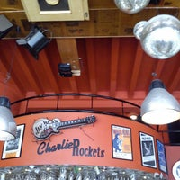 Photo taken at Charlie Rockets by Lilys L. on 7/2/2013