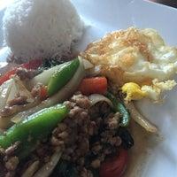 Photo taken at Mango Thai Cuisine & Bar by Dav on 1/27/2016