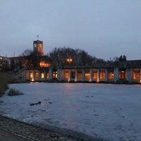 2/27/2013 tarihinde Florian S.ziyaretçi tarafından Rudolph-Wilde-Park'de çekilen fotoğraf