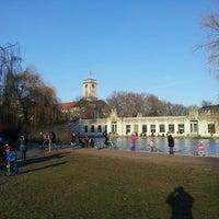3/2/2013 tarihinde Florian S.ziyaretçi tarafından Rudolph-Wilde-Park'de çekilen fotoğraf