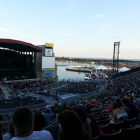 Photo taken at Northwell Health at Jones Beach Theater by Tia F. on 8/17/2013