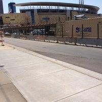 Photo taken at Target Field Station by Carol on 7/2/2013