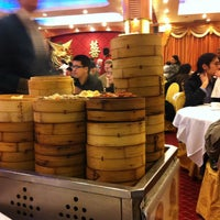 Photo taken at Golden Unicorn Restaurant 麒麟金閣 by Angel on 5/4/2013
