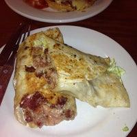 Photo taken at Burger Factory by Yolanda on 12/21/2012