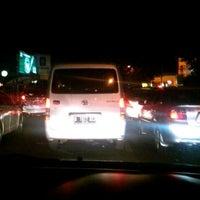 Photo taken at Jalan Suryo by Rino on 11/29/2012