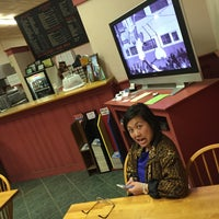 Photo taken at George's Pizza by Tom M. on 4/18/2015
