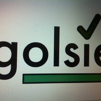 Photo taken at Golsie HQ by Tom M. on 2/6/2013