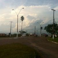 Photo taken at Frontera Brasil Uruguay by Mauricio R. on 3/29/2014