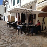 Photo taken at Sol i Mar by Nicholas on 10/29/2012