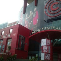 Photo taken at Pune Central by Shweta N. on 7/10/2013
