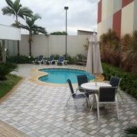 Photo taken at Hotel Golden Tulip Pantanal by Julia R. on 11/23/2012