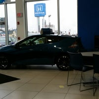 ... Photo Taken At Honda Cars Of Boston By Donald C. On 10/11/ ...