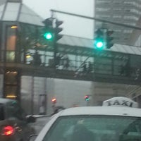 Photo taken at Marriot Copley Taxi Stand by Donald C. on 1/28/2013