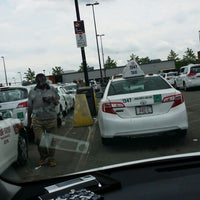 Photo taken at New Taxi Pool by Donald C. on 6/10/2014