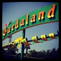 Photo taken at Gardaland by Ale P. on 7/4/2013
