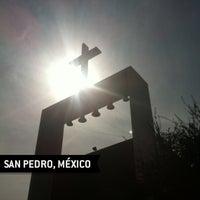 Photo taken at Parroquia de Nuestra Señora de Guadalupe by Robs S. on 1/20/2013