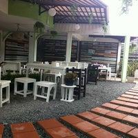 Photo taken at Tum Sabai by Aey S. on 6/22/2013
