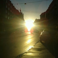 Photo taken at Brīvības iela by Ieva S. on 11/12/2012