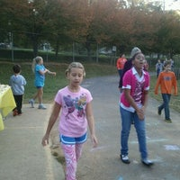 Photo taken at Fountain City Elementary by Jada B. on 10/17/2012