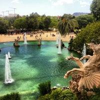 Photo prise au Parc de la Ciutadella par Ivankevich le5/26/2013
