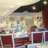 Photo taken at Pizza Express by Sarah on 4/20/2013