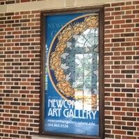 Photo taken at Woldenberg Art Center - Tulane University by Lici B. on 10/30/2013