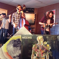 Photo taken at T-Bones Records & Cafe by Lici B. on 3/11/2013