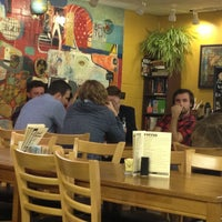 Photo taken at T-Bones Records & Cafe by Lici B. on 10/9/2012