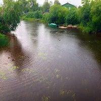Photo taken at Соломбалка by John B. on 8/1/2014