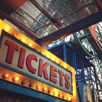 Photo taken at Deno's Wonder Wheel by Erwin E. on 10/17/2012