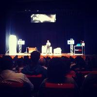 Photo taken at Teatro Madre Esperança Garrido by Pedro Henrique F. on 7/16/2013