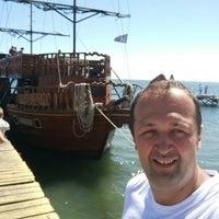 Photo taken at пиратский корабль by Volodymyr K. on 8/11/2017