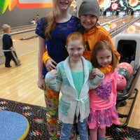 Photo taken at Andover Lanes and Lounge by April M. on 12/27/2012