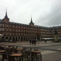 Foto tomada en Plaza Mayor por Ilke Y. el 3/31/2013