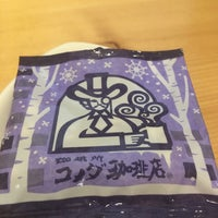 Photo taken at Komeda's Coffee by K on 12/24/2016