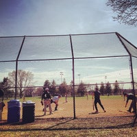Photo taken at Northeast Athletic Fields by Stephanie on 5/5/2013