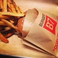Photo taken at Burger 7 by Ton M. on 12/18/2013