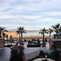 Photo taken at Hilton Lake Las Vegas Resort & Spa by Megan L. on 3/3/2013