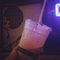 Photo taken at Ground Zero Performance Café by Elizabeth X. on 12/5/2012