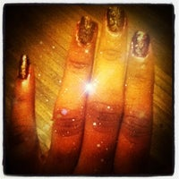 Photo taken at Nails Just For You by X'zaya I. on 10/6/2012