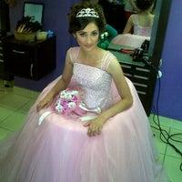 Photo taken at ses düğün salonu by müberra t. on 8/10/2013