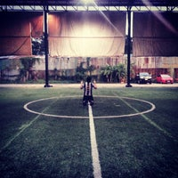 Photo taken at The Hattrick Football Club by Iso J. on 9/29/2014