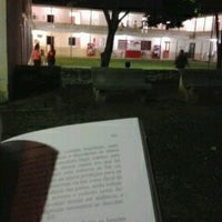 Photo taken at Faculdade de Direito do Crato - URCA by Alisson K. on 4/23/2013