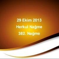 Photo taken at Herkul Nağme (www.herkul.org)  M.F.GÜLEN by Murat K. on 11/2/2013