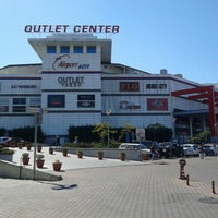 Photo taken at Airport Outlet Center by Murat K. on 9/29/2012