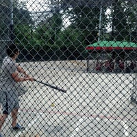 Photo taken at Ironwood Batting Cages by Joana S. on 8/18/2013
