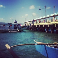 Photo taken at Caticlan Jetty Port & Passenger Terminal by Maricar L. on 3/19/2013