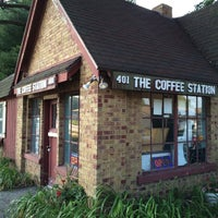 Photo taken at The Coffee Station by Chris N. on 6/20/2016